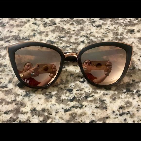 Francesca's Collections Accessories - Black cat eye sunglasses